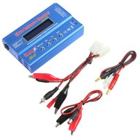 Wholesale 2pcs W IMAX B6 Digital LCD RC Lipo Nimh Nicd Battery Balance Charger Discharger AFD_304