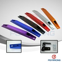 Wholesale PQY STORE NEW LOWER TIE BAR For RSX DC5 TYPE S FOR CIVIC EP3 EM2 ES1 SUBFRAME LOWER TIE BAR