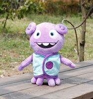 alien baby doll - 20cm Go home oh Stuffed ET plush dolls HOME plush Toys Soft Baby Kids Toys For Children alien Birthday Gift