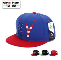 Wholesale Baseball Cap NY Embroidery Letter Sun Hats Adjustable Snapback Hip Hop Dance Hat Summer Outdoor Men Women Visor Sports Caps