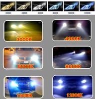 achat en gros de ampoule hid xénon bi-Hot 35W HID Xénon Bi-xénon Hi / Low Dual Beam Ampoules HB2 9002 VE449