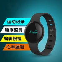 Wholesale Intelligent Computing upgrade H18 bracelet heart health sleek sports pedometer factory direct supply