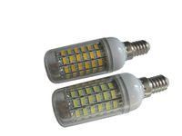 Wholesale New Arrival V V SMD Led Light Lamp E27 E14 G9 Corn Bulbs W Pure White Warm White Lighting Degree
