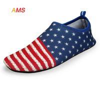 aerobic shoes - Skin Soft Shoes Aqua Shoes Water Shoes Swimming Barefoot Aerobic Vacance Multi Socks Slip On