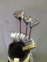 Wholesale Women Full set Golf clubs Honma beres S driver S fairway woods Honma Beres IS irons Putter Total set