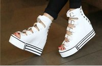 lady leisure shoes - Hot The new ladies fashion comfortable sandals thick leisure shoes with flat bottom sandals women wedge sandals