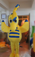adult hippo costume - Professional Yellow Hippo Mascot Fancy Dress Costume Adult Size EPE Suit Hippopotamus Mascot Costume With Small Fan
