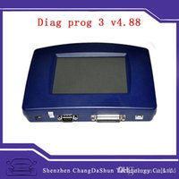 Code Reader audi material - Digiprog III diagprog Mileage Correction Diagnostic Tool Odometer Programmer V4 with Full Software Plastic and Metal Material