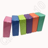 Wholesale 300PCS HHA704 Hot Lady Yoga Pilates Foam Foaming Block Brick Stretch Aid Health Fitness Exercise Gym