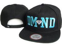 Wholesale New arrival ball caps Free Adjustable hats Fashion Hat Diamond Snapback cap Men Basketball football Hip Pop woman girl summer Baseball cap