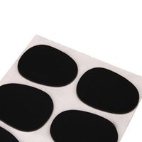 Wholesale SZS New Alto Saxophone Mouthpiece Patches Pads Cushions mm Black
