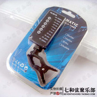 Wholesale GT clip on professional guitar accordatura device guitar tuning device variator tuner calibration