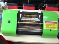 best digital press - LY A foil press machine digital hot foil stamping printer machine best sales color business card printing
