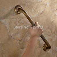 bathtub railing - And Retail Solid Brass Bathtub Grab Bar Wall Mounted Bathroroom Hand Rails