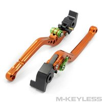 Wholesale CNC Click Adjustable Brake Clutch Levers For Suzuki GSXR supra shoes motorcycle