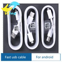 Wholesale original quality cm quick Speed USB Cable Data transfer A for samsung s6 note3 note4