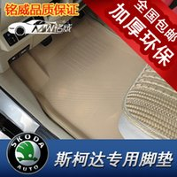 Wholesale New arrival HOT sale Thickening all type car D three dimensional car mat None harmful safety material