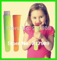 Ice Cream Tubs Plastic ECO Friendly 300 Pcs Silicone Push Up Ice Cream maker Jelly Lolly Pop For Popsicle Maker ice cream mould,about 4-7days to USA,CA,AU,UK