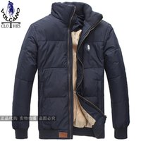 Wholesale Fall Brand men tee jacket down amp parkas coat thick man jacket warm camisa parka Chaquetas long outdoors down jacket sportswear
