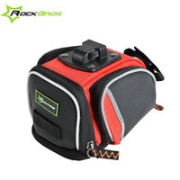 bicycle seat rain cover - Bicycle Bike Nylon Bags Road Bike Saddle Bag MTB Seat Post Bag Fixed Gear Fixie Rain Cover MTB Bike Bag Colors