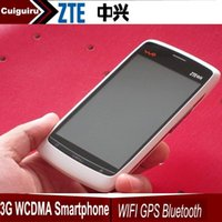 "Cheap wholesale Huawei ascend P7 pk Original 5pcs quad brand cheap phone WCDMA 3G ZTE V880 MSM7227 Single core Android 3.5"" free shipping"