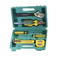 Wholesale 8pcs Set Household Tool Set Car Repair Kit Car Emergency Kit Combination Suit Auto Supplies Backup Tool Vehicle Emergency Kit dandys