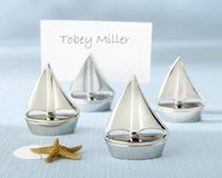 beach birthday cards - wedding beach favor silver place card photo holders shining sails birthday baby shower party favor decorations