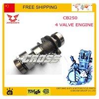 Wholesale ZONGSHEN CB250 CC Four Valve Water Cooled Engine cc camshaft dirt pit bike atv quad motorcycle engine part order lt no
