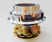 auto gun safe - Bullkeys Alloy Copper Steel Safe Deposit Box Combination code Lock for locker mm with Disks SYG
