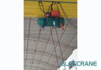 Cheap Single Girder Overhead Cranes LDH Series with CD  MD Wire Rope Electric Hoist with box beam 1ton- 16 ton $2000- $31515  Set