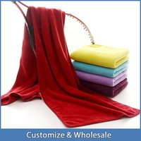 Wholesale China supplier wholesales Supersoft Microfiber Beach Towel Microfibre Bath Towel GYM towel High absobent microfiber sports towel
