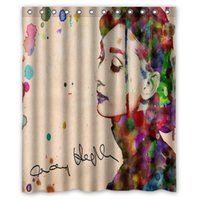 audrey hepburn products - new product Cool Audrey Hepburn Shower Curtain x72 Special Design on sale