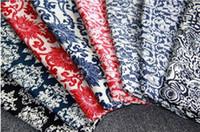 Wholesale African super block wax print fabric yard cotton fabric African wind pure African batik design patterns