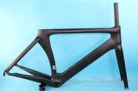 Wholesale carbon fiber road bike frame carbon road bike frame set bicycle Frame Fork Seatpost Headset clamp cm cm cm cm cm