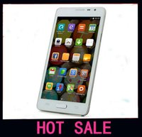 Wholesale 5 FREE DHL inch note four N9100 phone n9100 mtk6572 dual core android phone MP Camera Unlocked Smart Cell Phone