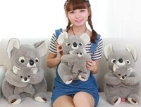 australian games - Original high quality Australian cute koala koala koala plush toy doll doll birthday gift marvel select