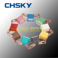 Wholesale with high quality A TO A car fuse link auto fuse link PAL Pacific auto link male fuse connector CHL004