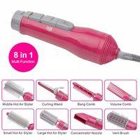 Wholesale New Multifunctional Styling Tools Hair Sticks Hooded Hair Dryer Straightener Blow Dryer Magic Hair Dryer