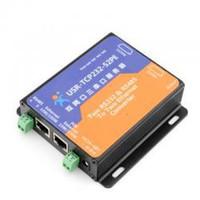 Wholesale Serial Ethernet Tcp Ip - Wholesale-[USR-TCP232-52PE] Serial RS232 RS485 to TCP IP Ethernet Converter