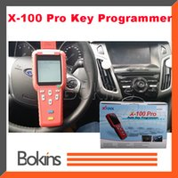 auto remote key - 100 Original X X100 Pro Auto Key Programmer Support New ECU Immobilizer Remote Programming For EU US Asia Car Update Online