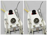 air compressor unit - 2PCS Dental Air Turbine Unit Hole Air Water Syringe Work with Compressor