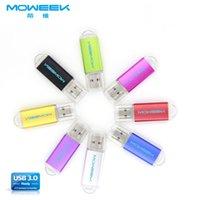 Wholesale Moweek USB FLASH drive Customlized Company Name Brand Name Spread you influence