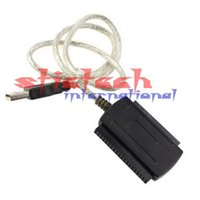 hd ide - by dhl or ems New USB to IDE SATA S ATA Hard Drive HD HDD Adapter Cable Converter