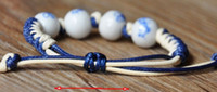 beaded jewelry manufacturers - Manufacturer of ceramic jewelry Hand woven girlfriends bracelet Creative weaving fine bracelet accessories