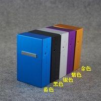 metal cigarette case - metal cigarette case