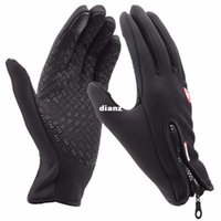Wholesale Winter sport wind stopper waterproof ski gloves warm riding glove Motorcycle gloves