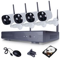 anran cctv - Anran Plug and Play CH NVR HD P Outdoor Security WIFI IP Camera Wireless CCTV System TB HDD