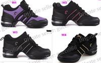 Wholesale new Women Sports Shoes Fashion Canvas shoes Fitness Shoes Upper Modern Jazz Hip Hop Sneakers Dance Shoes canvas shoes