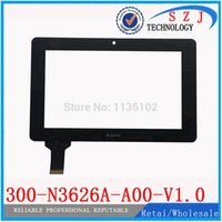 Wholesale Original quot inch touch screen panel digitizer for Ainol novo7 elf2 elf tablet PC DPT N3626A A00 V1