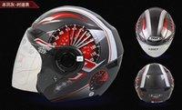 best anti fog - Best Texaco JDS627 half helmet electric car helmet motorcycle helmet men and women anti fog sheet